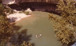 Hamilton Pool, 1993