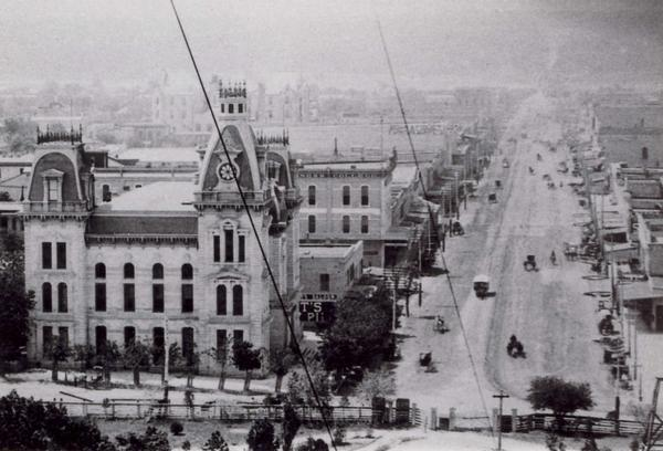 1876 Courthouse at 11th and Congress