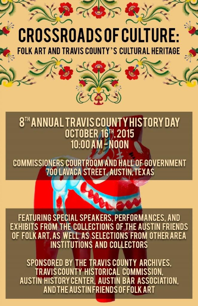 History Day 2015 Flyer