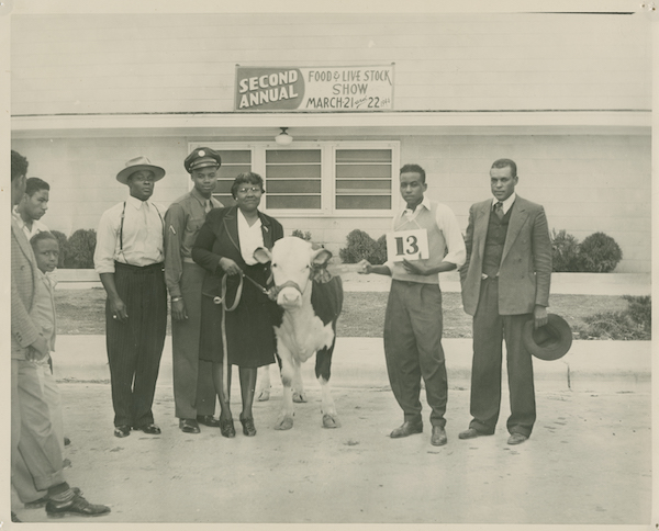 2nd annual Food & Livestock Show, 1944.