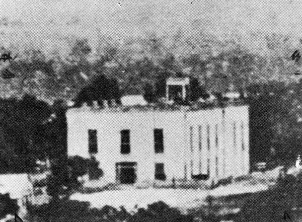 Travis County Courthouse 1855