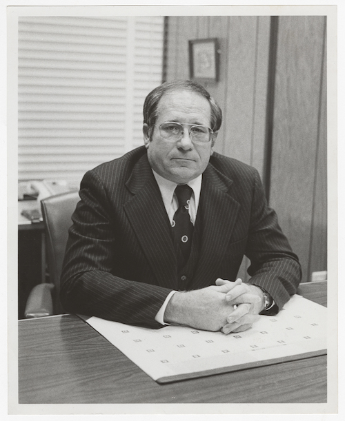 Ned Granger, County Attorney