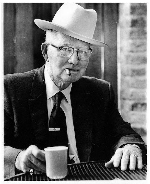 Frank W. McBee, Sr. Justice of the Peace Precinct 5, 1938-1971