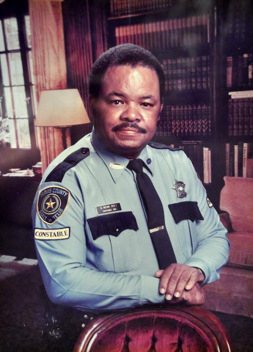 Donald Nesby, Constable Precinct 1, 1976-1998
