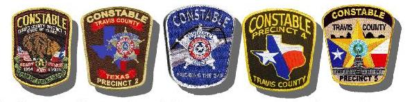 constable badges